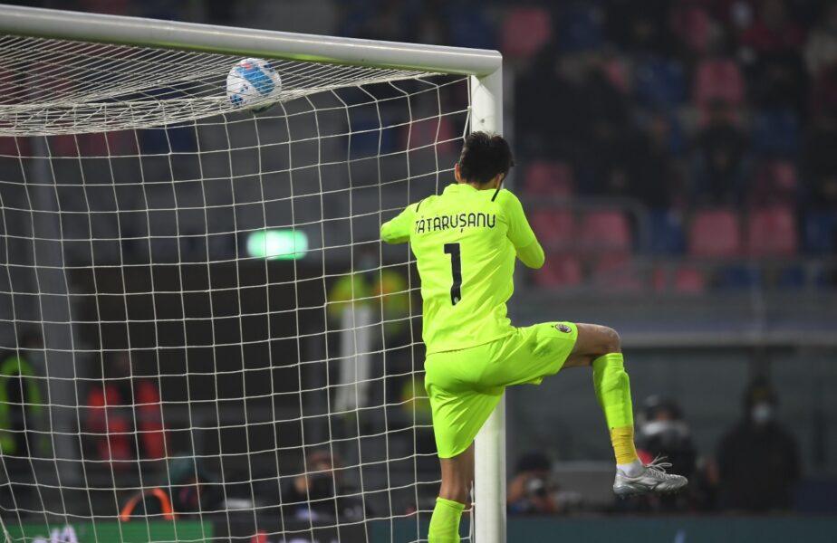 Stefano Pioli, anunţ categoric despre Ciprian Tătăruşanu după Bologna – Milan 2-4