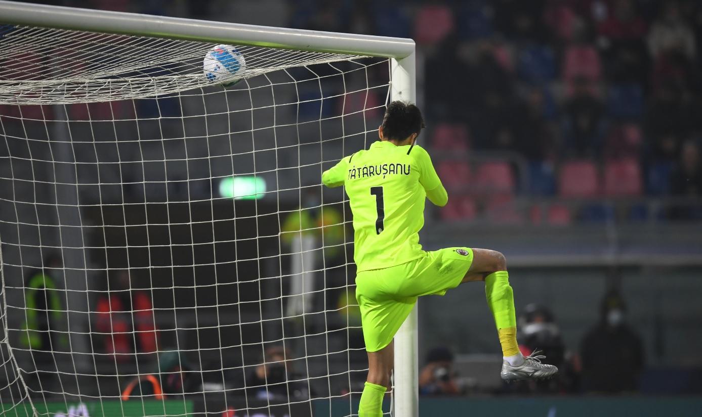 Stefano Pioli, anunţ categoric despre Ciprian Tătăruşanu după Bologna - Milan 2-4