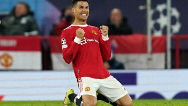 """""""Suntem Manchester United și nu renunțăm niciodată!"""". Cristiano Ronaldo, prima reacție după ce a înscris golul victoriei cu Atalanta. Mesaj de senzație al starului portughez"""