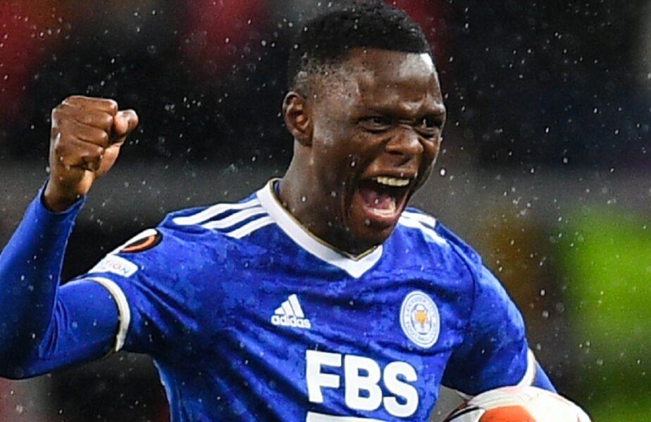 Patson Daka, omul serii în Europa! Jucătorul din Zambia a marcat 4 goluri în Spartak Moscova – Leicester 3-4 și a scris istorie. Hat-trick în doar 9 minute