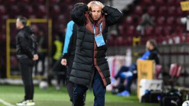 """CFR Cluj tremură înaintea meciului de foc cu AZ Alkmaar: """"Ne-am îngrozit puțin! Dan Petrescu a avut o discuție cu jucătorii!"""""""