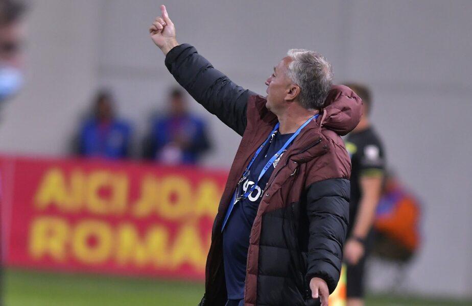 Întăriri pentru titlu! Dan Petrescu vrea să transfere de la echipa care l-a impresionat. Pe ce rival din Liga 1 a pus ochii antrenorul campioanei CFR Cluj