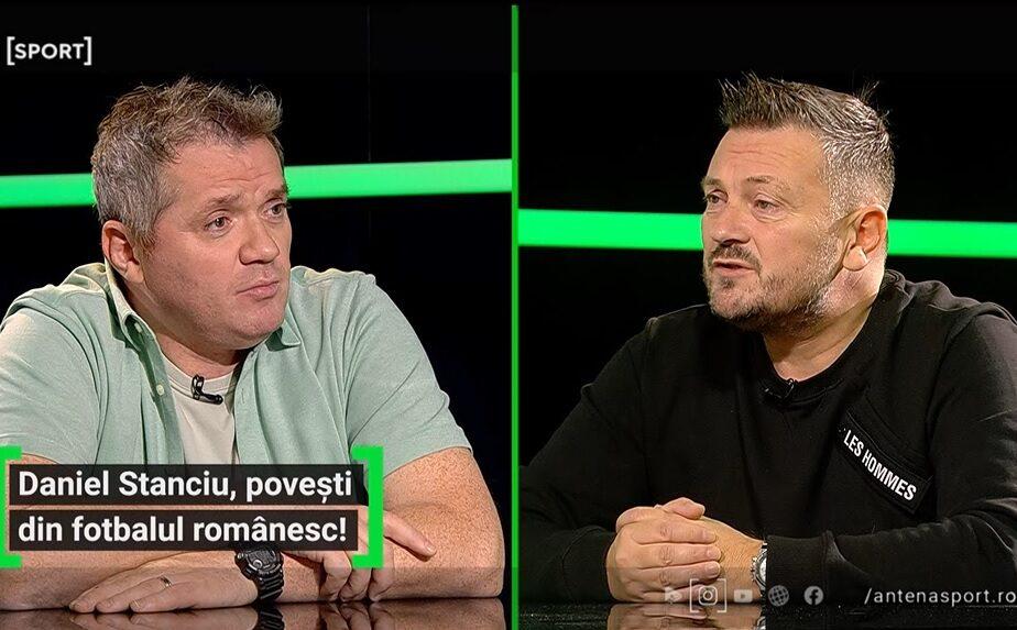 """Daniel Stanciu a rupt tăcerea despre plecarea de la FCSB: """"O luptă între mine și MM ar fi făcut rău clubului!"""" Ce relație avea cu Gigi Becali"""
