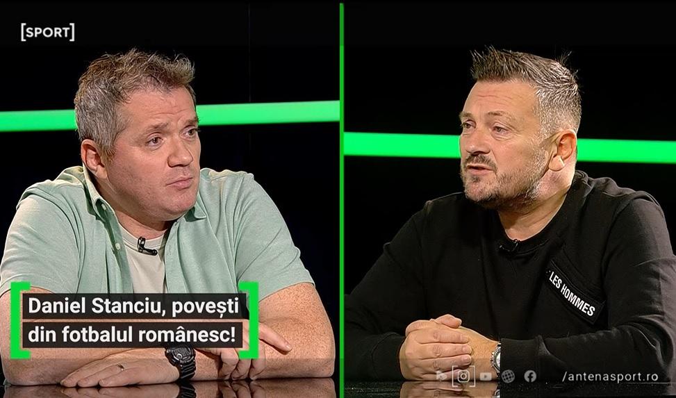 Daniel Stanciu a fost invitat la AS.ro LIVE