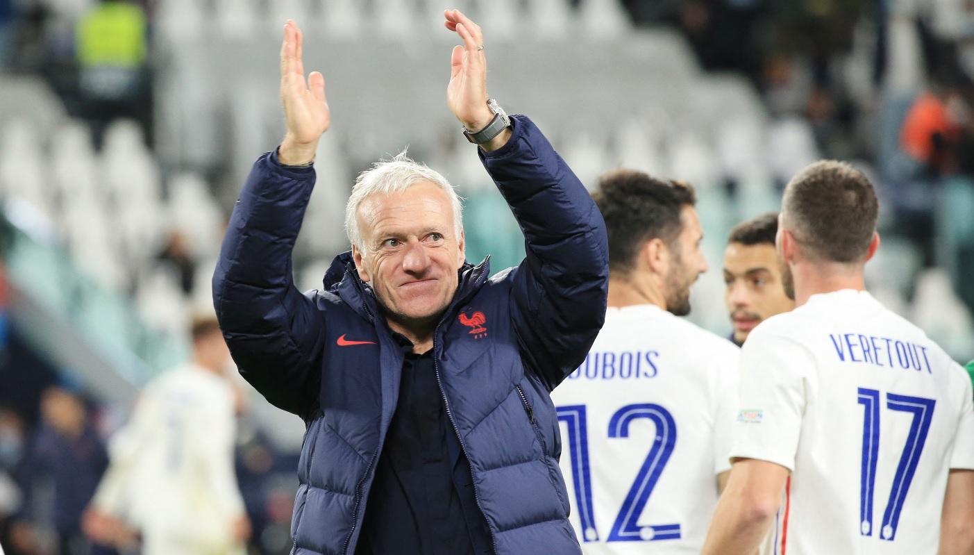 Franţa - Belgia 3-2 | Didier Deschamps e singurul car mai credea în victorie