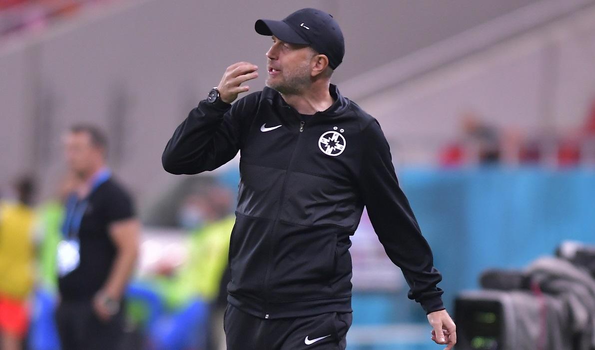Cum l-a pus Edi Iordănescu la punct pe Gigi Becali