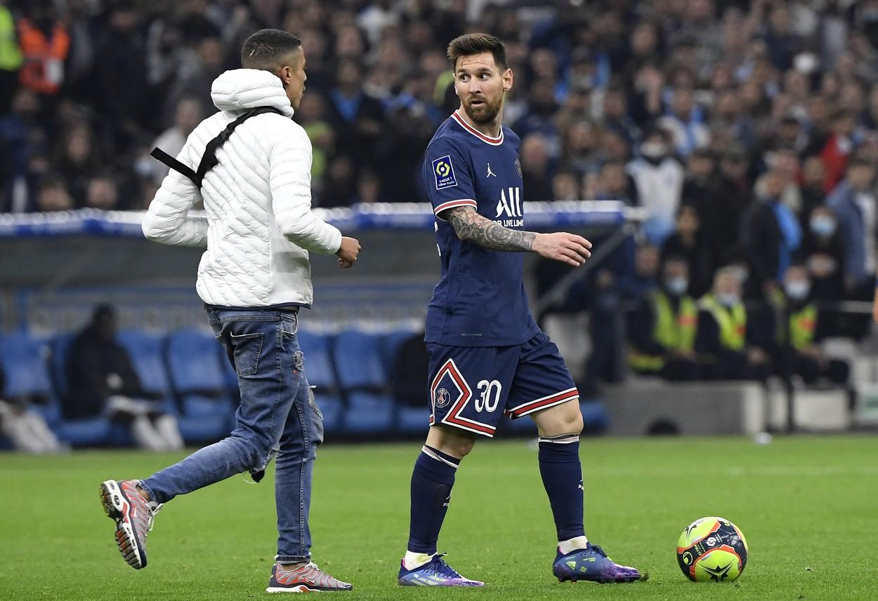 Messi Mania continuă și în Franța!