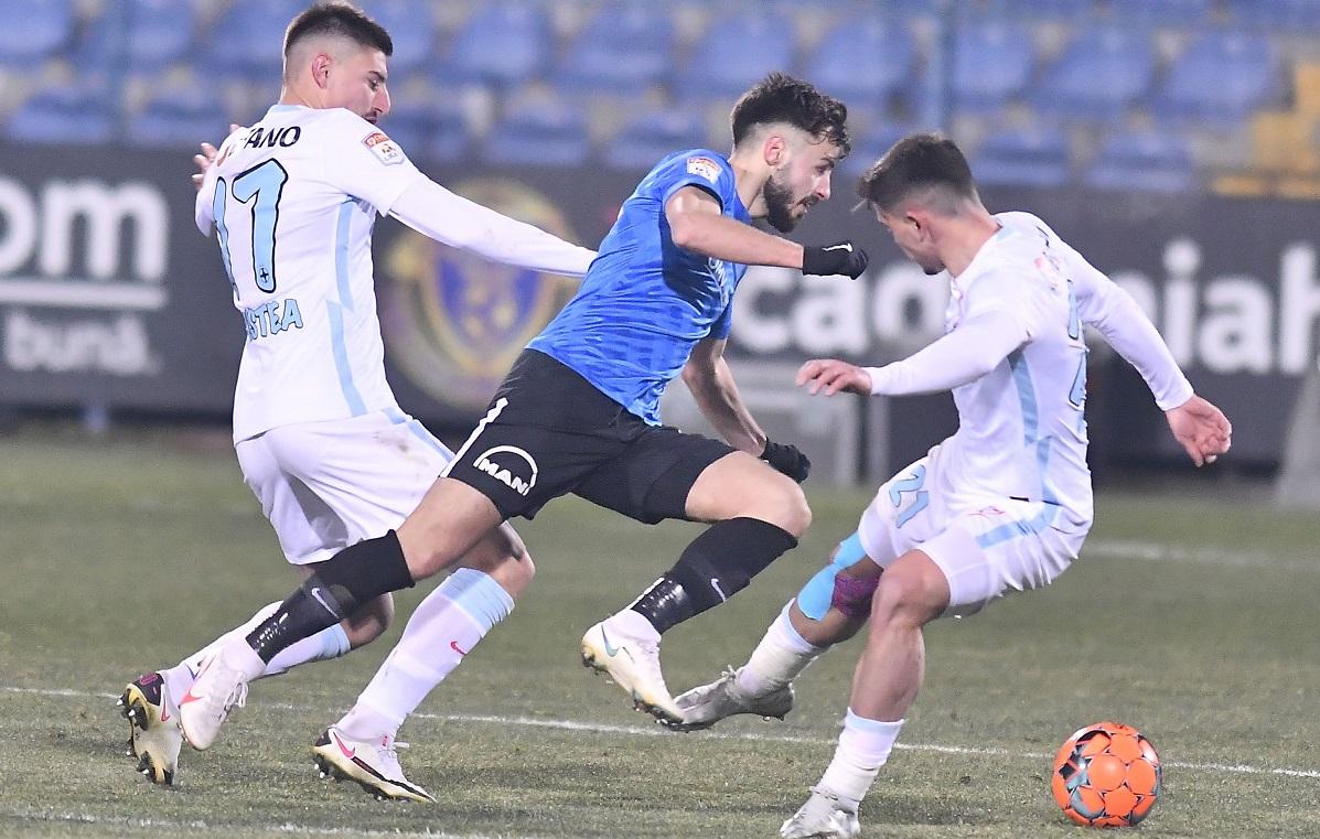 FCSB nu vrea să dispute meciul cu Farul