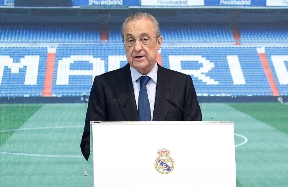 Florentino Perez, anunţ uriaş despre transferul lui Kylian Mbappe la Real Madrid. Când se face mutarea stelară