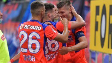 Veste bună pentru Edi Iordănescu! Florin Tănase e apt de joc! FCSB se regrupează pentru meciul cu FC Argeș