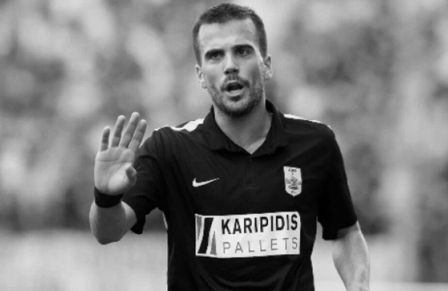 Moarte violentă pentru un cunoscut fotbalist! A fost asasinat la doar 31 de ani. Ce i-au făcut atacatorii