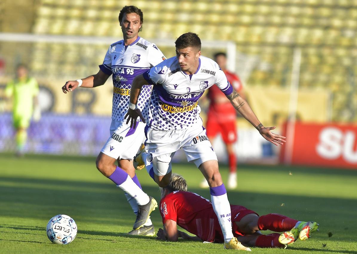 Grigore Turda, FC Argeș