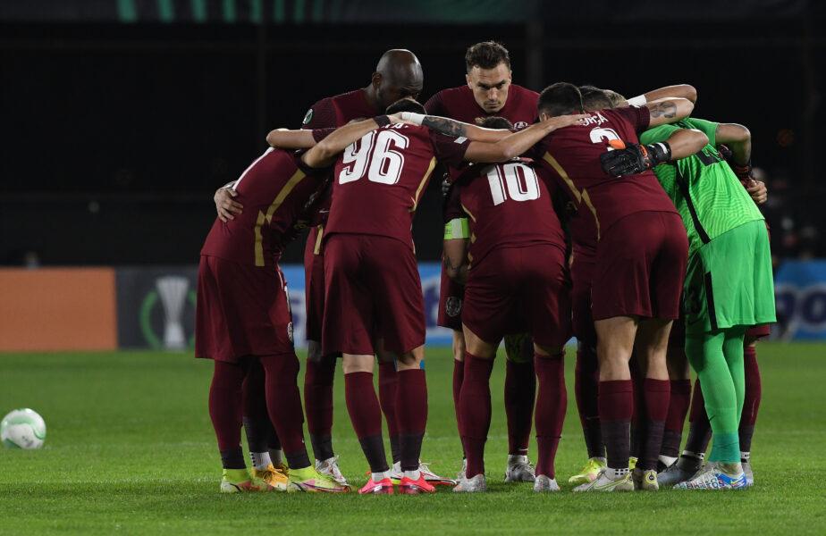 CFR Cluj – AZ Alkmaar 0-1. Campioana e în criză. A doua înfrângere consecutivă. Echipa lui Dan Petrescu a rămas fără victorie în Conference League