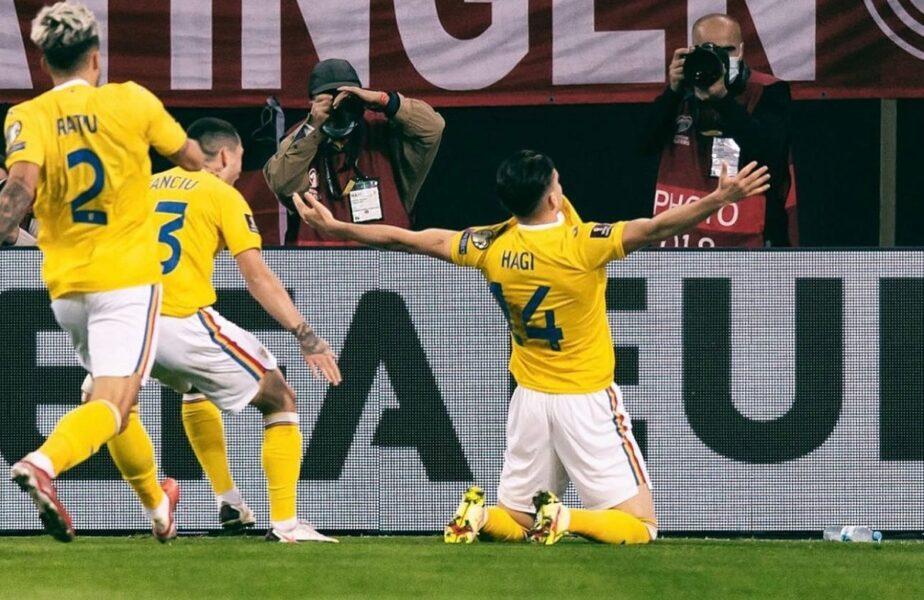 """Ianis Hagi, strigăt de luptă după golul uriaș cu Germania: """"Ne mai așteaptă 3 finale!"""" Mesaj pentru suporterii naționalei: """"Ne vedem luni în Ghencea!"""""""