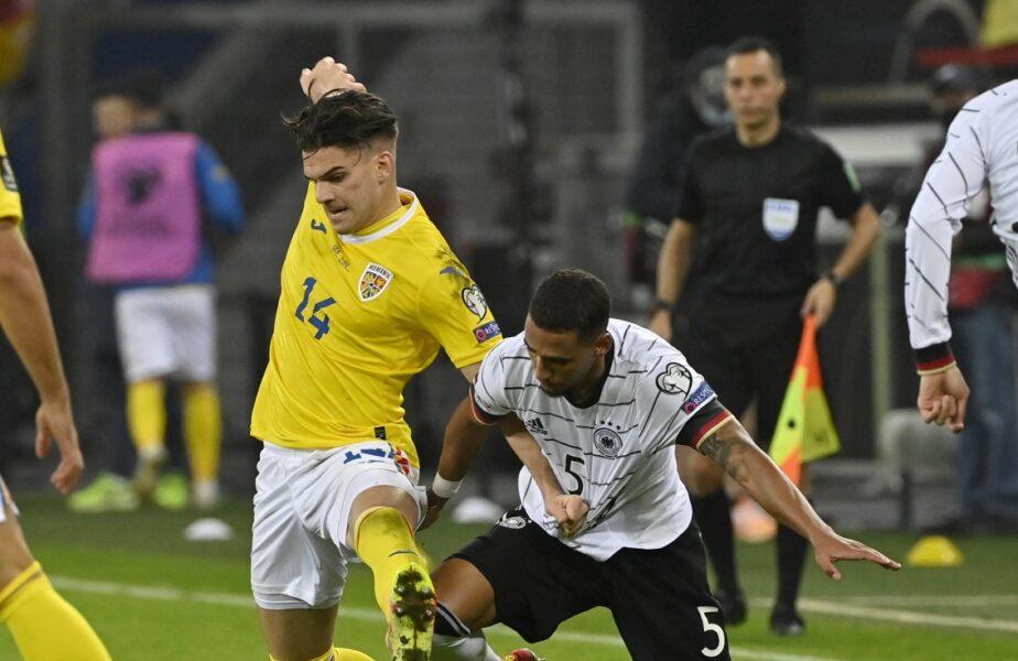 Ianis Hagi, aproape de lovitura vieţii după golul magnific marcat cu Germania