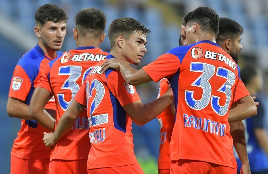 OFICIAL | Prima reacție a FRF, după ce FCSB a anunțat că nu poate juca partida din Cupa României cu FC Voluntari