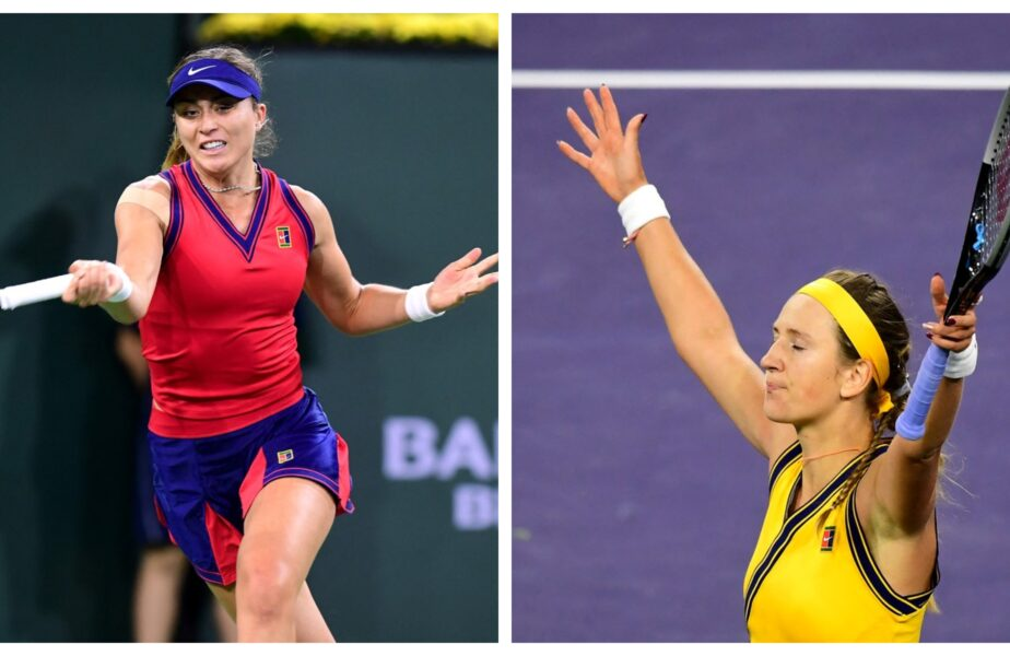Paula Badosa – Victoria Azarenka, finala de la Indian Wells 2021! Meciuri dramatice în semifinale. Când are loc marele duel