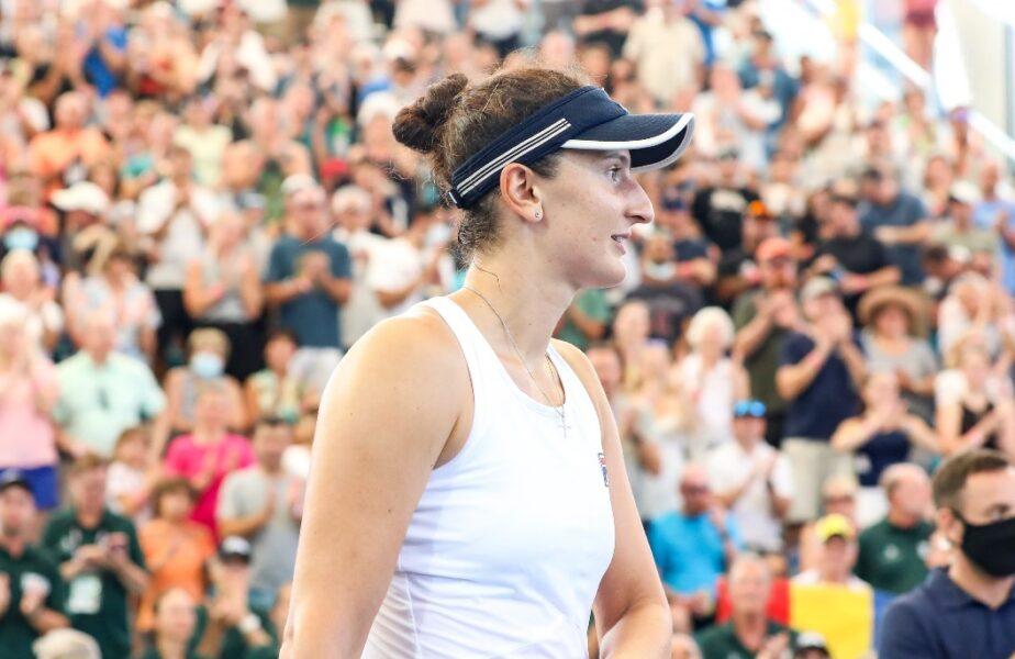 Irina Begu, în turul 2 de la Indian Wells. Revenire spectaculoasă în setul secund