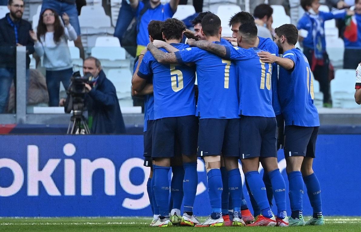 Italia - Belgia 2-1