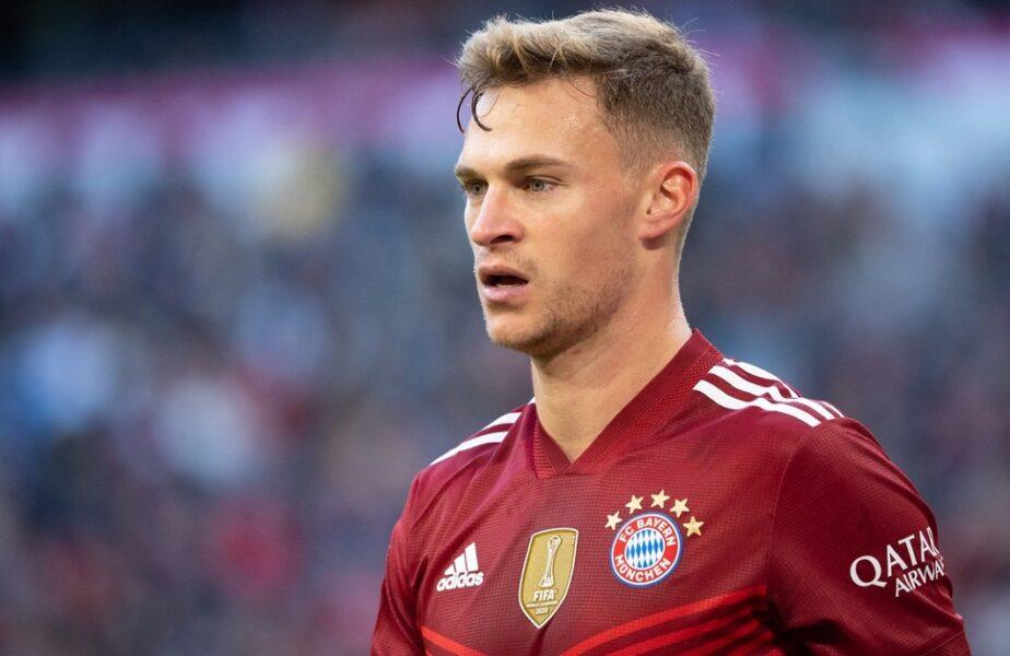 """Joshua Kimmich refuză vaccinul împotriva Covid-19. Explicațiile starului de la Bayern Munchen. Thomas Muller: """"Sper ca colegii mei să se vaccineze!"""""""
