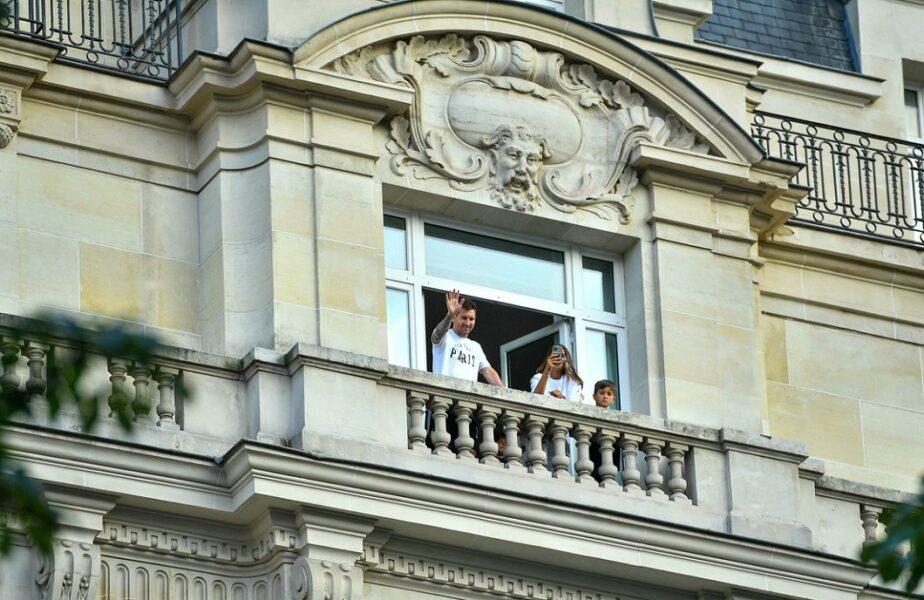 """Lionel Messi are probleme în Paris! """"Mascaţii"""" au intrat în hotelul în care este cazat starul lui PSG. Hoţii au plecat cu bijuterii şi bani!"""