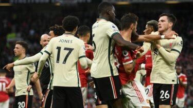 Manchester United – Liverpool | Imaginea suferinţei în umilinţa de pe Old Trafford: Sir Alex Ferguson, împietrit în tribună, după golul 5 al cormoranilor. Gest golănesc al lui Ronaldo