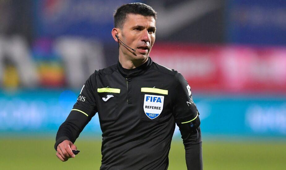 """Marcel Bîrsan, în Champions League! Ilie Dumitrescu a rămas șocat când a auzit: """"Cum să fie ok?"""" La ce meci a fost delegat"""