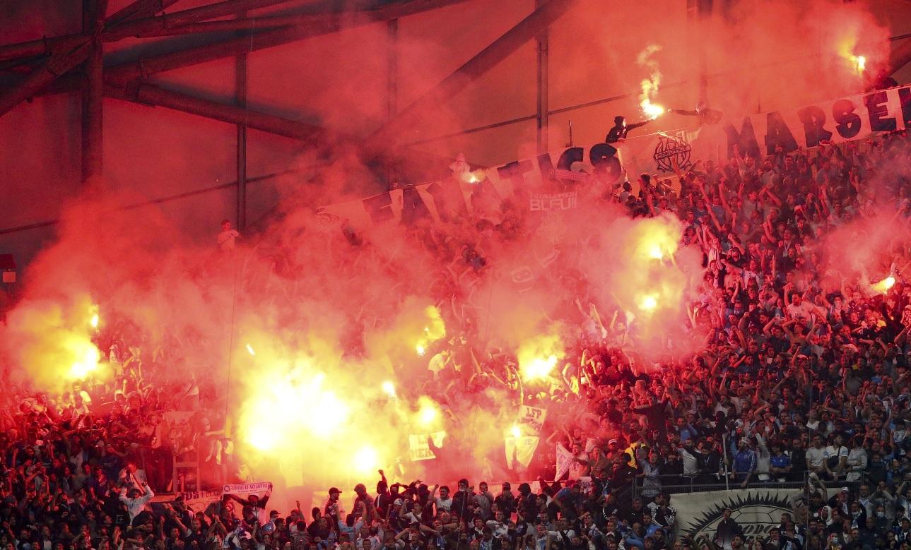 Olympique Marseille - PSG 0-0.