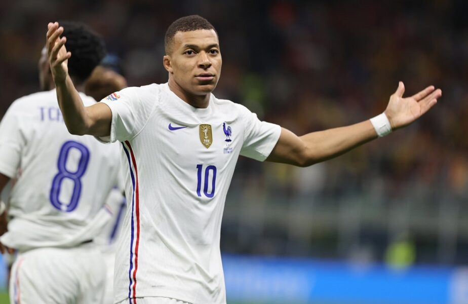 """Spania – Franța 1-2   Scandal monstru după golul controversat marcat de Kylian Mbappe! Sergio Busquets """"a luat foc"""": """"Nu are niciun sens ce ne-a spus arbitrul!"""""""