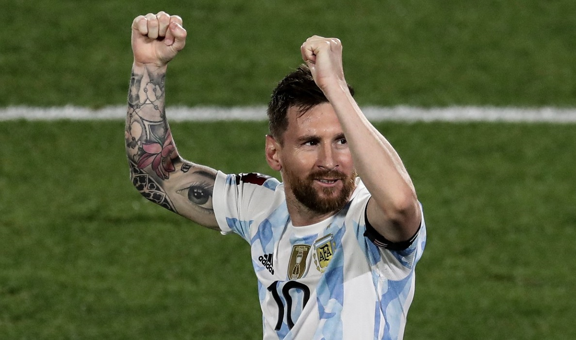 Messi Mania continuă