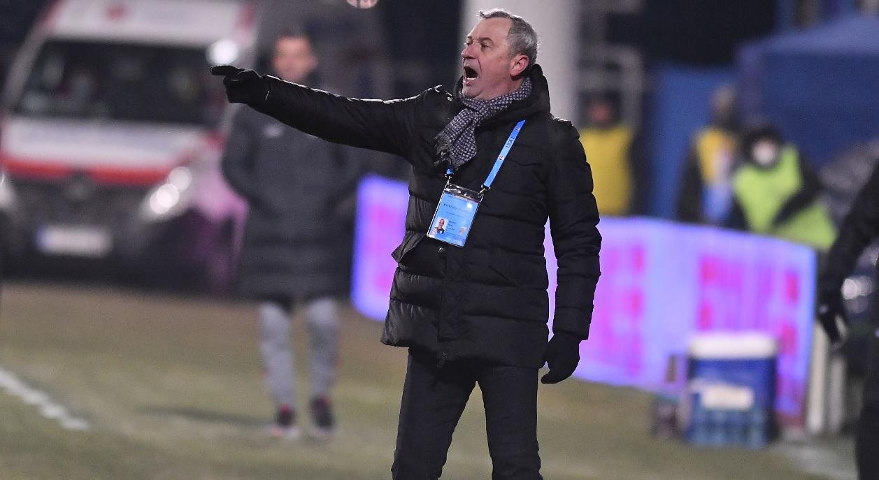 Gaz Metan - Dinamo 2-1