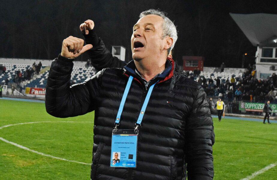 """Mircea Rednic și-a pus vestiarul în cap! Discuție aprinsă la Dinamo: """"Ne-ai rupt cu antrenamentele tale!"""" / """"Aici e un singur lider!"""""""