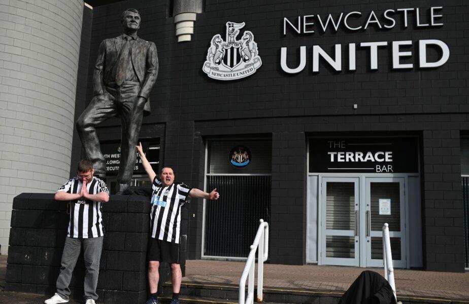 Primul star care va semna cu Newcastle, în era miliardarilor! Anunţul făcut de englezi