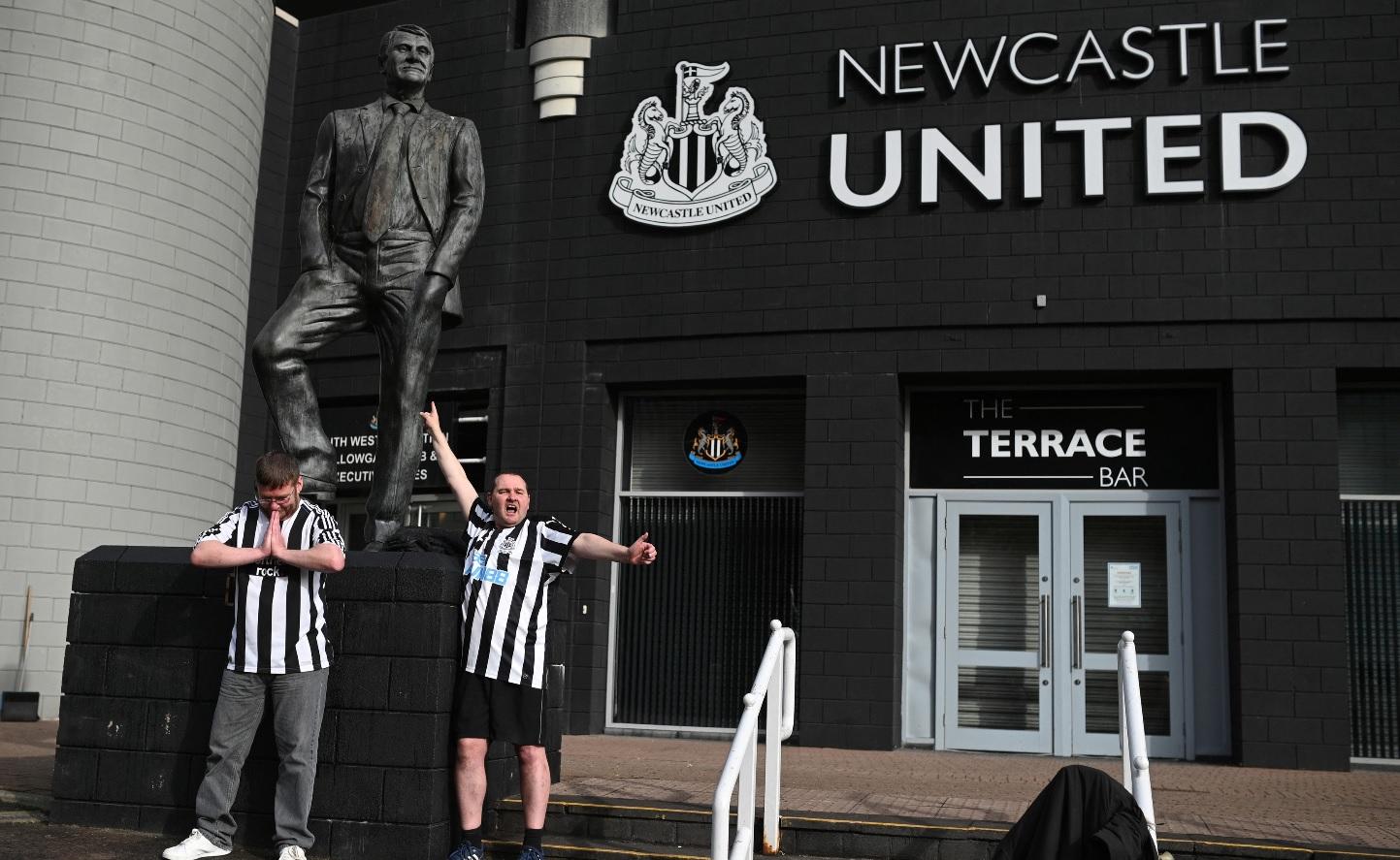 Primul star care va semna cu Newcastle, în era miliardarilor!