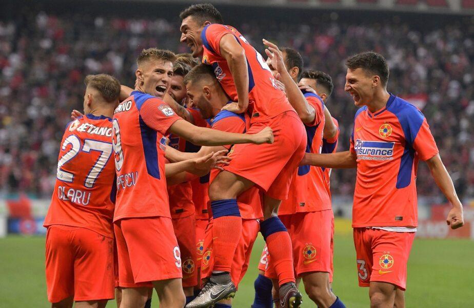 Octavian Popescu revine la antrenamentele lui FCSB