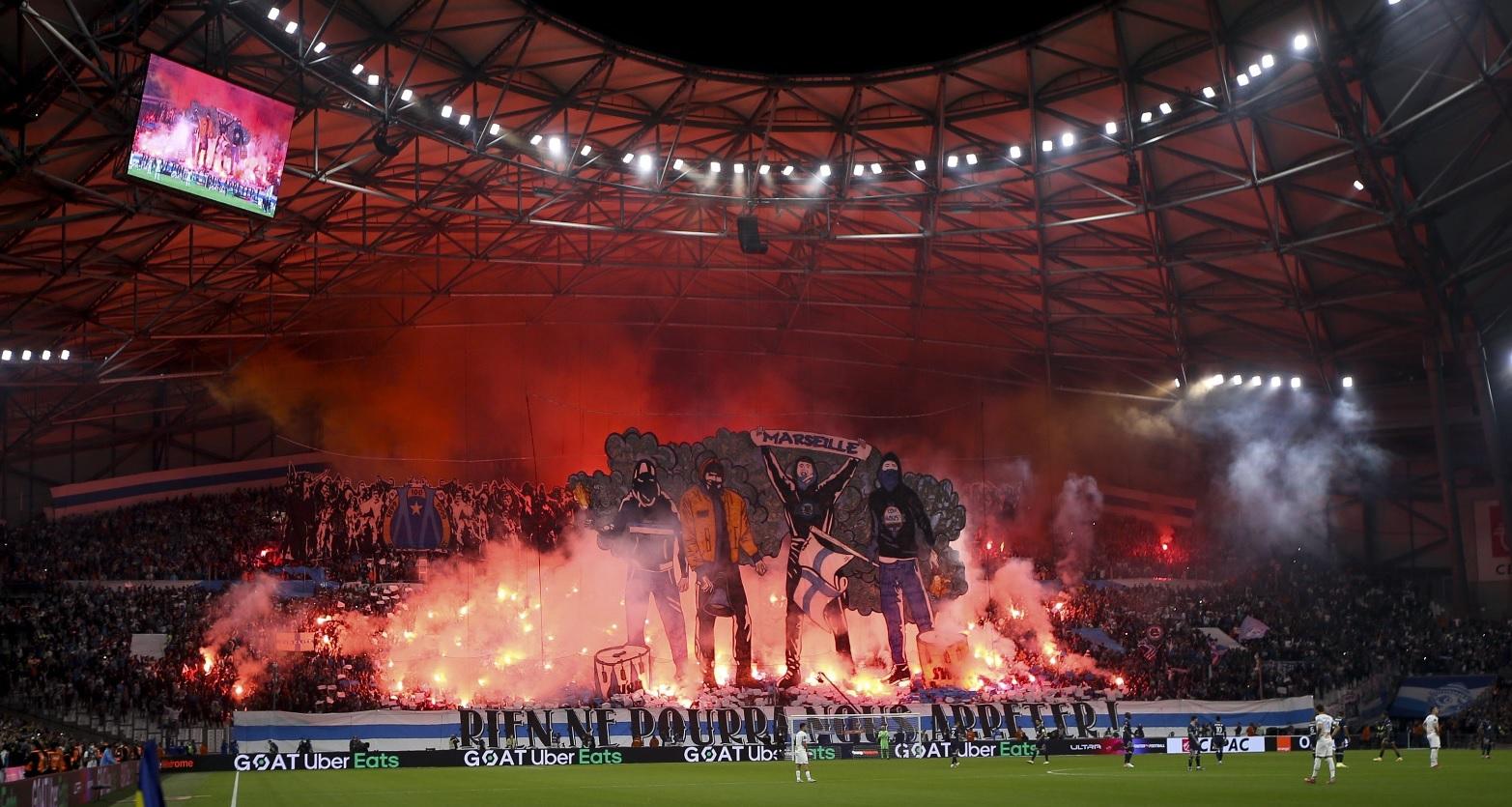 Olympique Marseille riscă o pedeapsă severă după derby-ul cu PSG