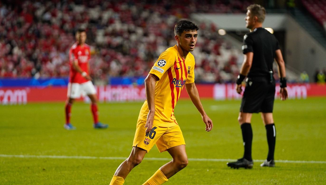 Pedri a semnat prelungirea contractului cu Barcelona