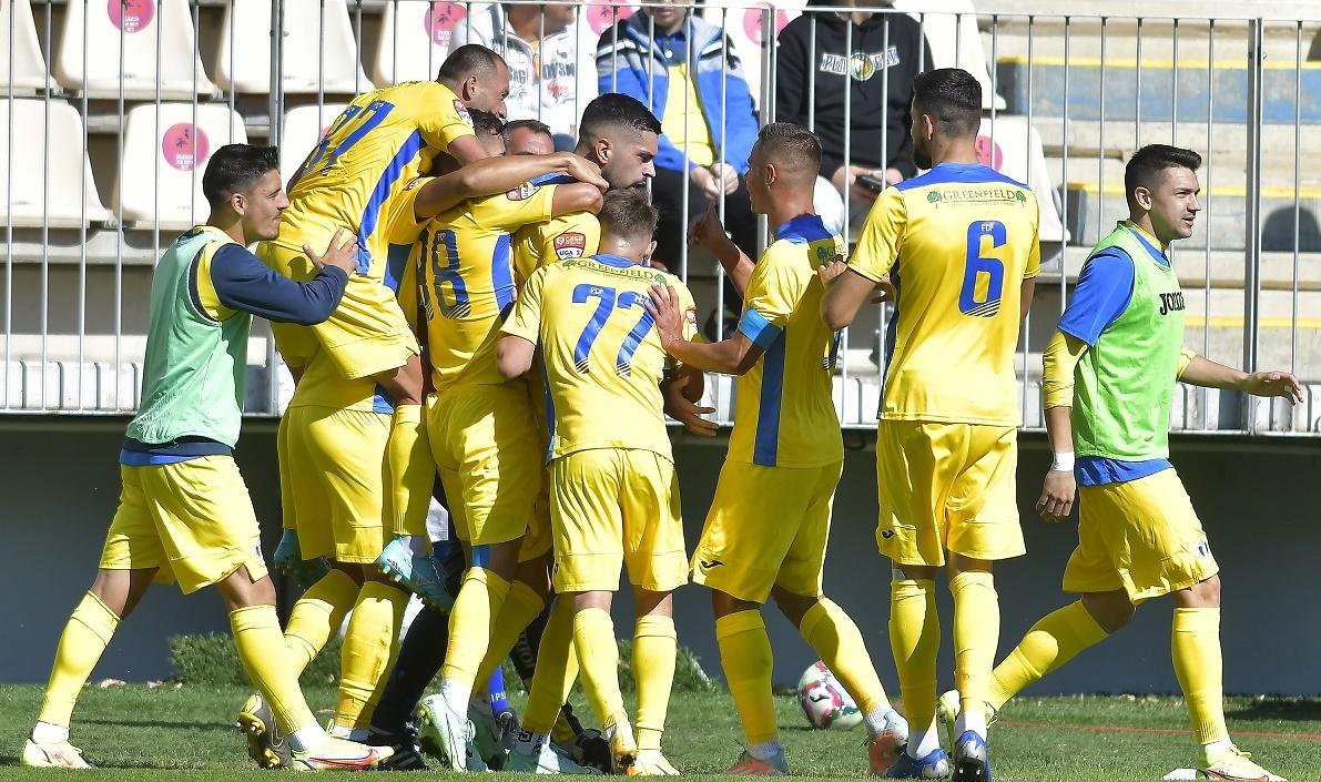 Petrolul - CSA Steaua 2-0