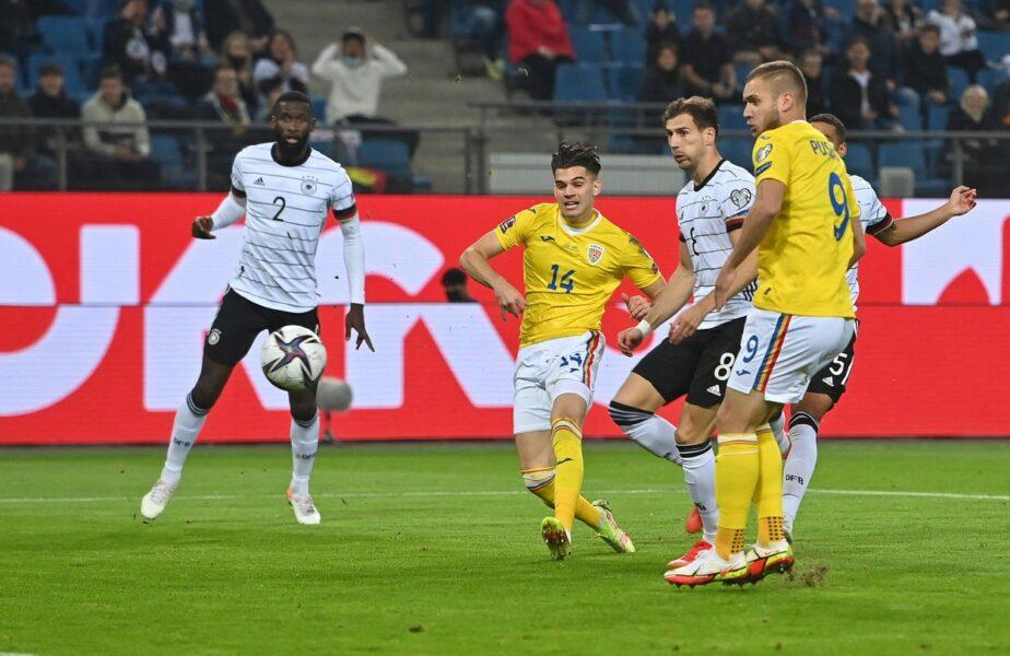"""""""Golul e inventat de el!"""" Ianis Hagi, copleșit de laude după faza fabuloasă din meciul cu Germania! Marius Șumudică are alt favorit: """"Va ajunge departe!"""""""