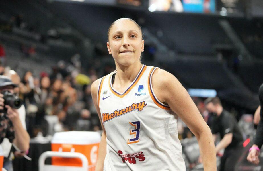 Avem Michael Jordan feminin! Diana Lorena Taurasi, baschetbalista care a pornit cu fotbal!