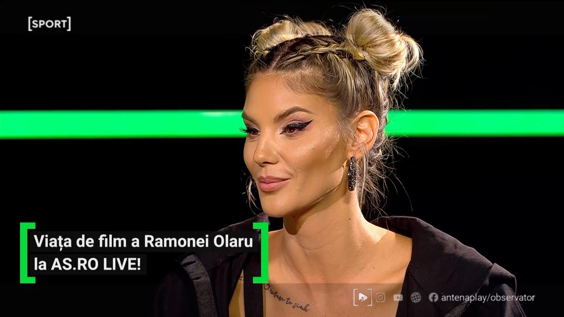 Ramona Olaru a fost la AS.ro LIVE