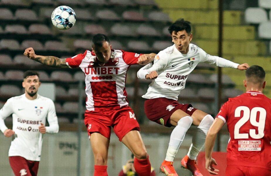 """Dinamo – Rapid 1-1   """"Ne încurcăm cu echipele mici!"""" Rapidiștii, supărați că n-au dat de pământ cu echipa lui Rednic. """"Nu am jucat nimic!"""""""