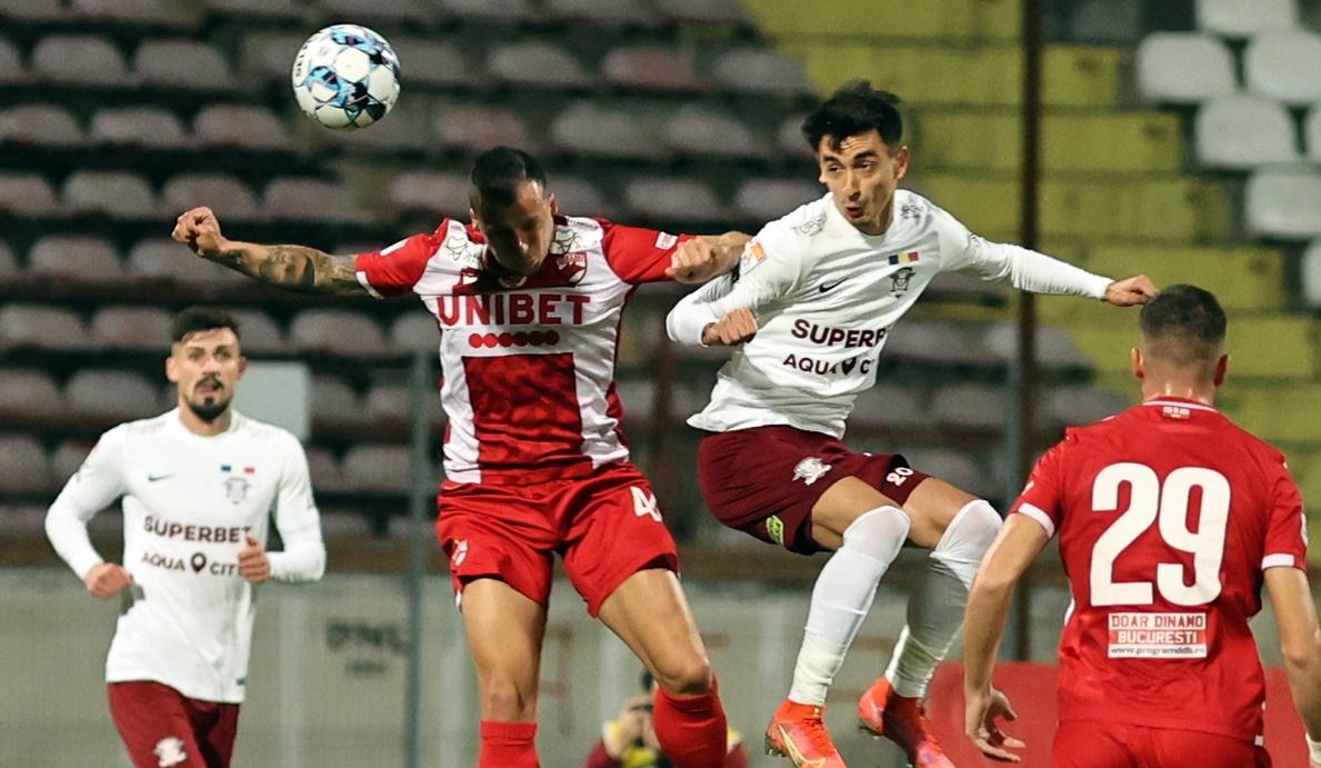 Alexandru Dandea, după Dinamo - Rapid 1-1