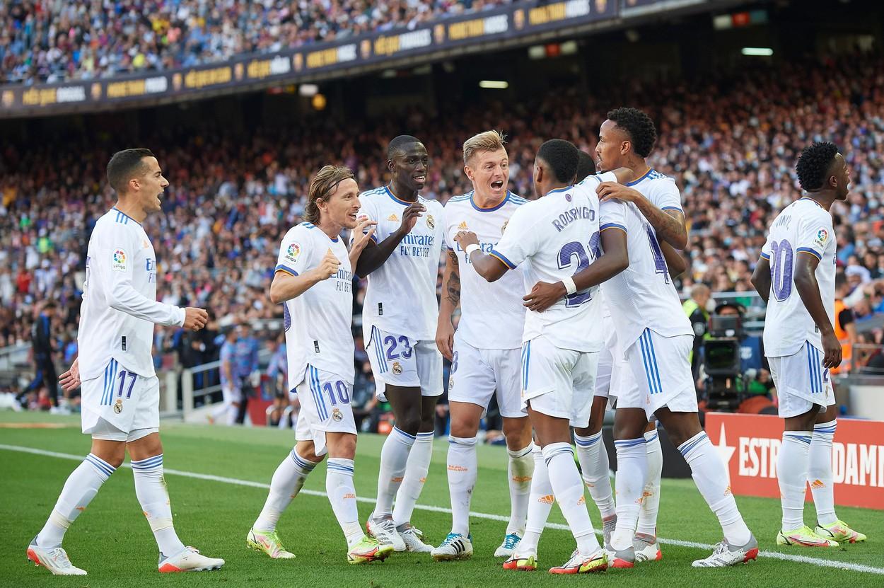 FC Barcelona - Real Madrid 1-2