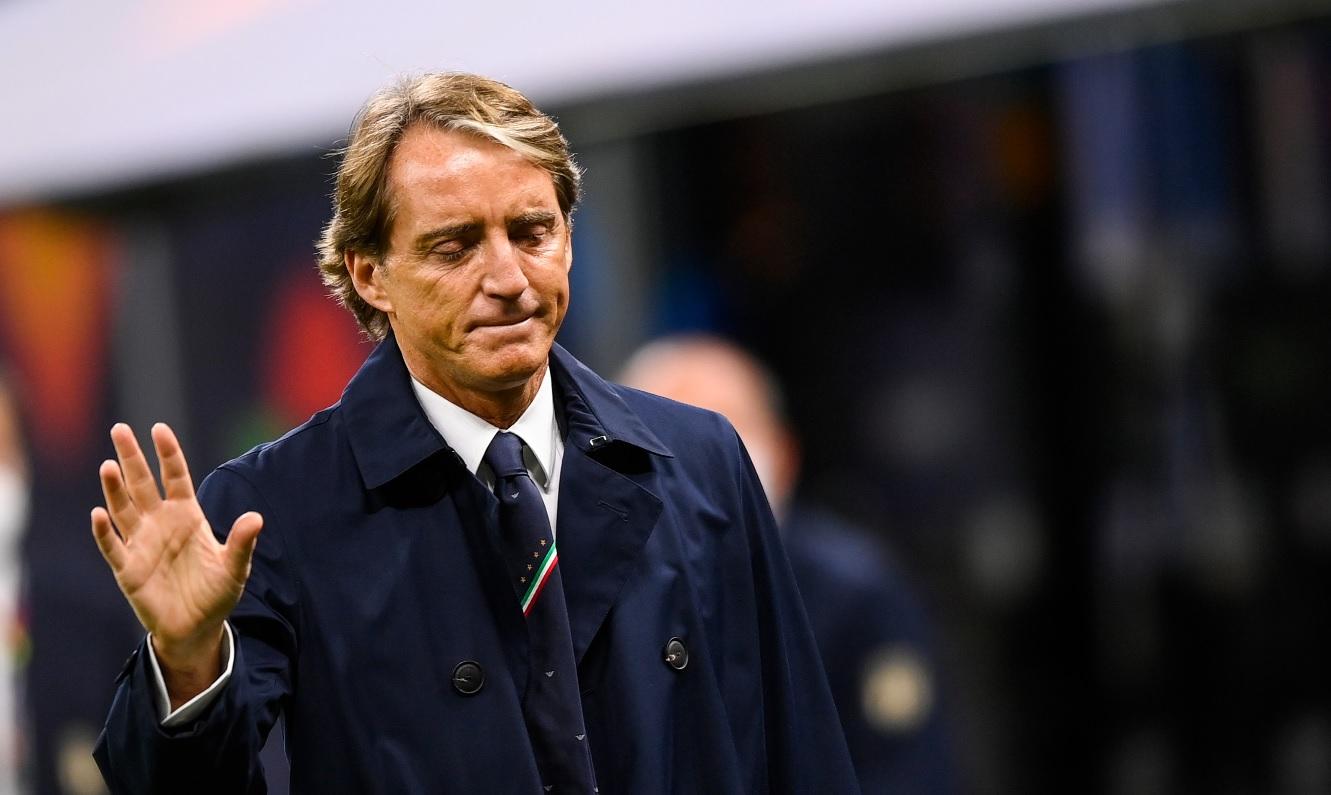 Reacţia lui Roberto Mancini după ce Italia a pierdut primul meci după 37 de partide