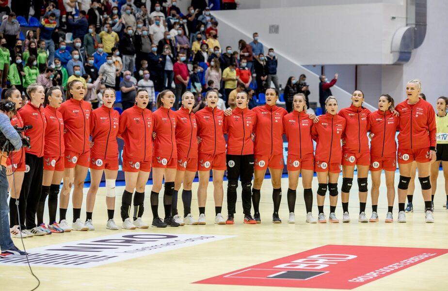 Final dramatic în Austria – România! Fetele de la handbal se îndepărtează de calificarea la EURO 2022