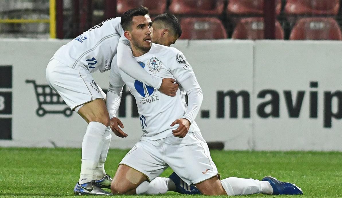 Ronaldo Deaconu, după Gaz Metan - Dinamo 2-1