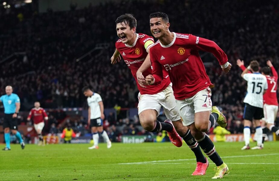 """Cristiano Ronaldo, """"Mr. Champions League!"""" Portughezul, evoluție magică la meciul 300 pentru Manchester United. """"Vedem asta la el zi de zi!"""""""