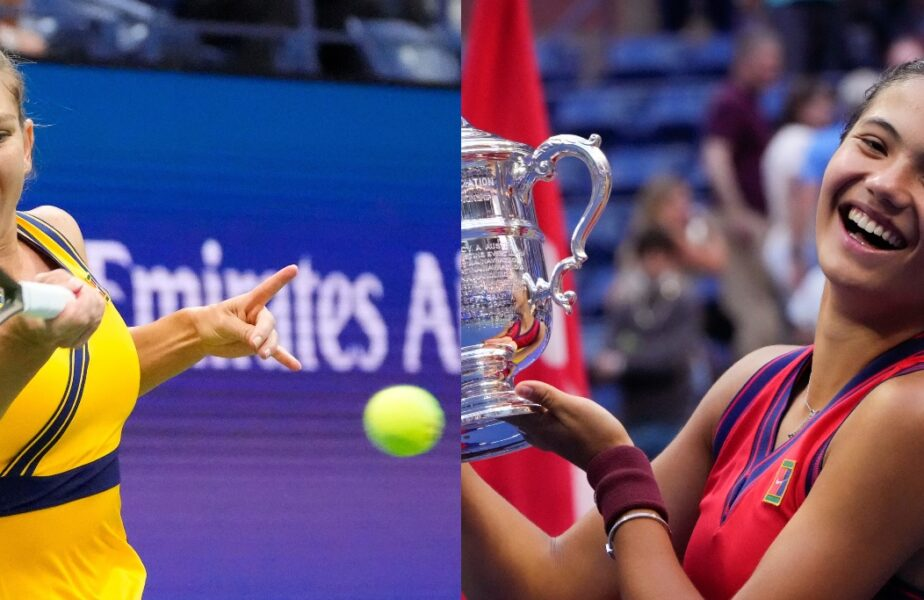 Indian Wells 2021 | Specialiştii au dat verdictul: cine ar câştiga posibilul duel dintre Simona Halep şi Emma Răducanu