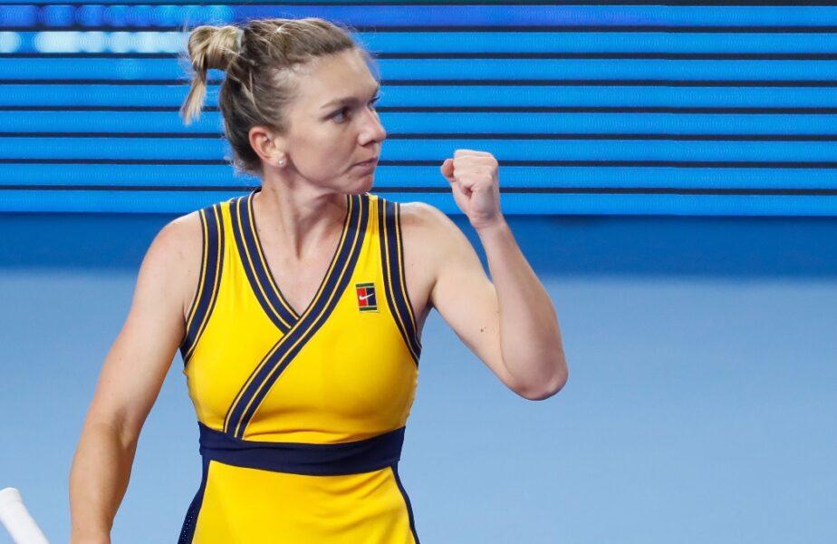 Simona Halep – Veronika Kudermetova 6-1, 7-6. Românca, încă o victorie la Kremlin Cup! Când va avea loc meciul din sferturi și cu cine se va bate pentru un loc în semifinale